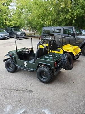 2021 Jeep Mini Jeep