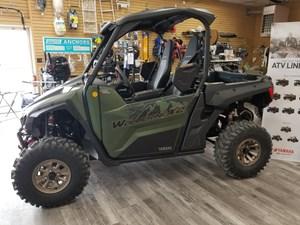 2021 Yamaha Wolverine X2 850 EPS SE