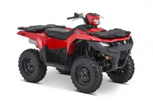 2022 Suzuki KINGQUAD 750 AXI POW
