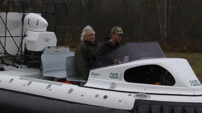 2020 Air Rider Hovercraft AR45 Ranger Photo 17 of 25