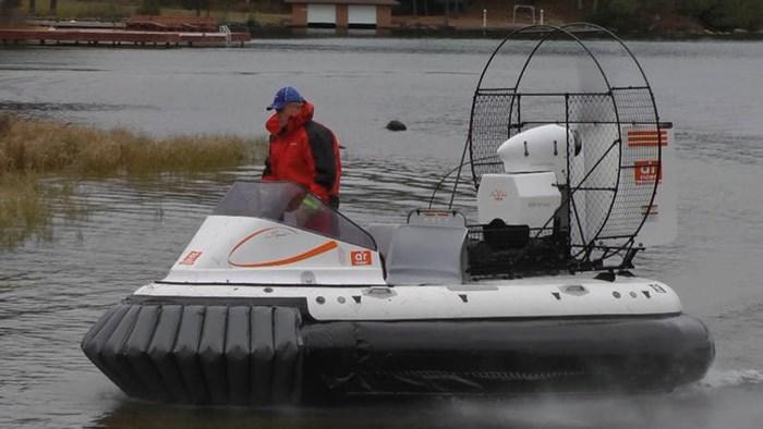 2020 Air Rider Hovercraft AR45 Ranger Photo 11 of 25