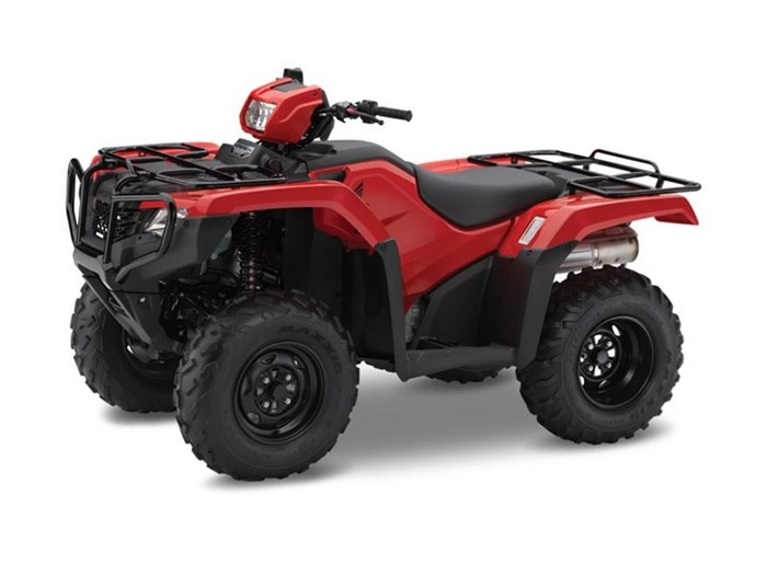 2017 Honda TRX500 Foreman Red Photo 1 sur 1