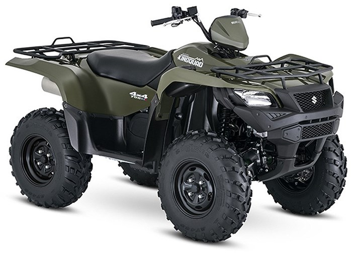 2018 Suzuki KingQuad 750AXi Power Steering Photo 1 of 1