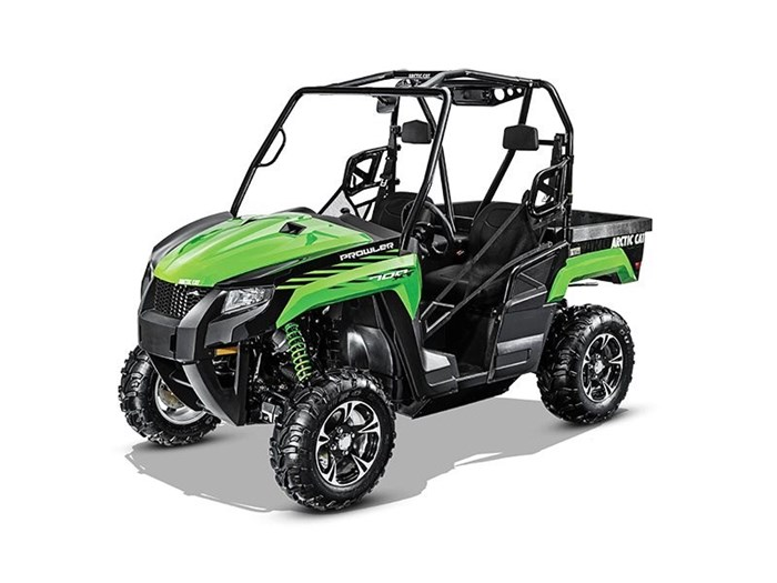 2016 Arctic Cat Prowler 700 XT™ Team Arctic Green Photo 1 of 1