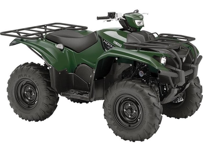 2018 Yamaha Kodiak 700 EPS Green Photo 1 of 1