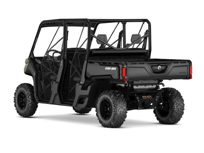 2018 Can-Am Defender MAX DPS™ HD10 Green Photo 2 of 2