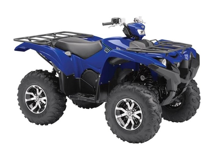 2018 Yamaha Grizzly EPS Photo 1 of 2