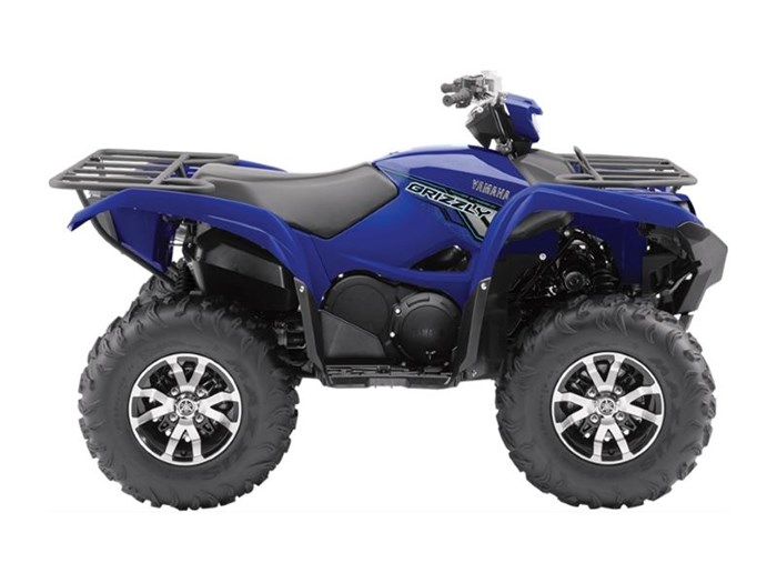 2018 Yamaha Grizzly EPS Photo 2 of 2