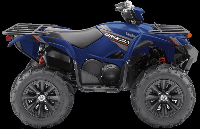 2019 Yamaha Grizzly 700 EPS  SE Photo 1 of 2