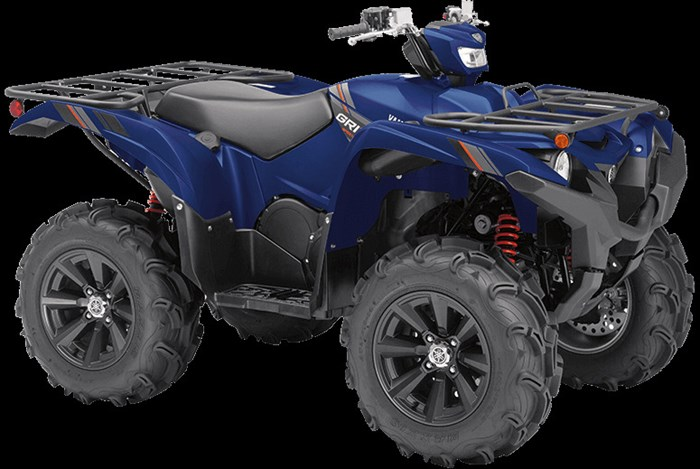 2019 Yamaha Grizzly 700 EPS  SE Photo 2 of 2