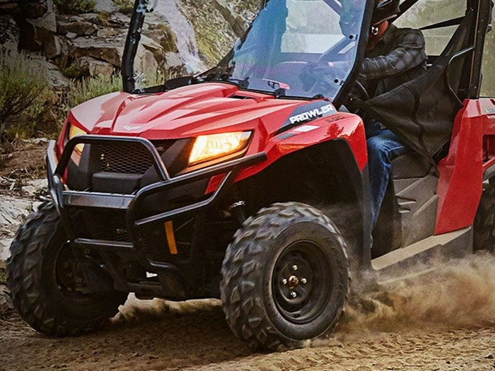 2018 Textron Off Road Prowler 500 Photo 3 of 4