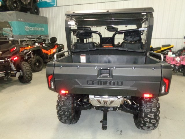 2018 CFMOTO UFORCE 500 HO WITH HEATED CAB Photo 5 of 16