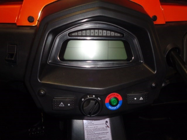 2018 CFMOTO UFORCE 500 HO WITH HEATED CAB Photo 13 of 16