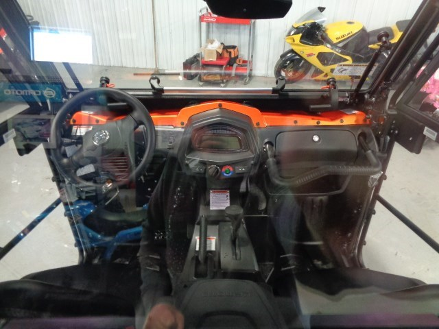 2018 CFMOTO UFORCE 500 HO WITH HEATED CAB Photo 15 of 16