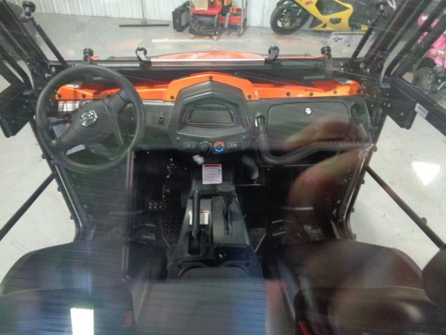 2018 CFMOTO UFORCE 500 HO WITH HEATED CAB Photo 16 of 16