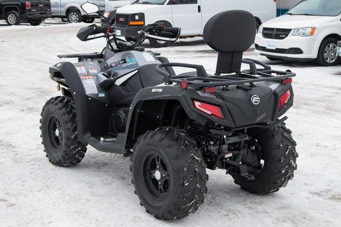 CFMOTO CFORCE 500 HO EPS 2UP 2018 New ATV for Sale in