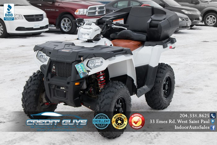 2016 Polaris SPORTSMAN 570 EPS EFI Photo 1 of 23