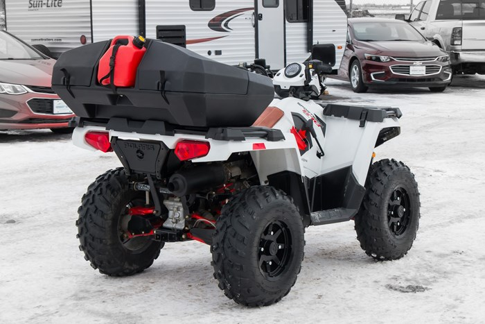 2016 Polaris SPORTSMAN 570 EPS EFI Photo 4 of 23