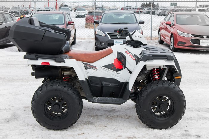 2016 Polaris SPORTSMAN 570 EPS EFI Photo 5 of 23