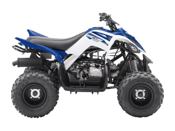 2018 Yamaha Raptor 90 Photo 1 of 1