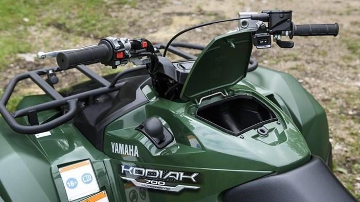 2018 Yamaha KODIAK 450 EPS Photo 14 of 16