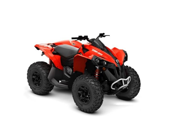 2018 Can-Am Renegade® 570 Photo 1 of 2