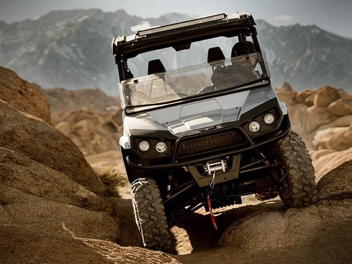 2017 Textron Off Road Stampede EPS Photo 4 of 4