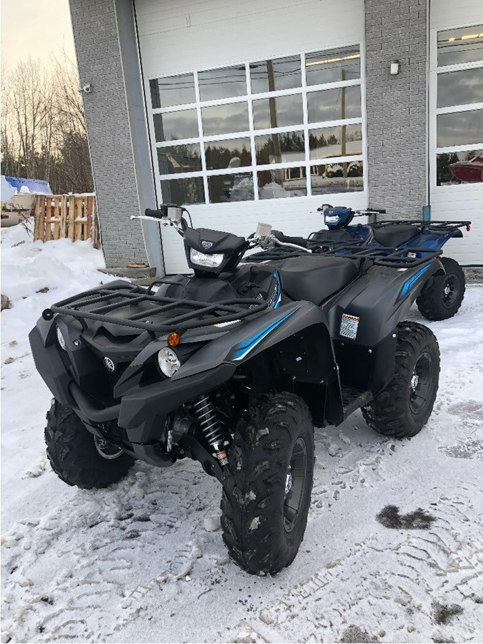 2018 Yamaha Grizzly 700 EPS  SE Photo 1 of 8