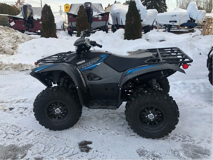 2018 Yamaha Grizzly 700 EPS  SE Photo 2 of 8
