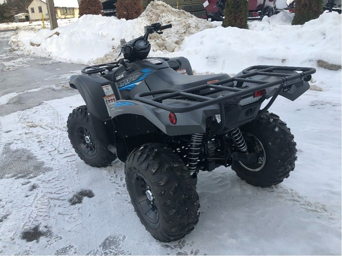2018 Yamaha Grizzly 700 EPS  SE Photo 3 of 8