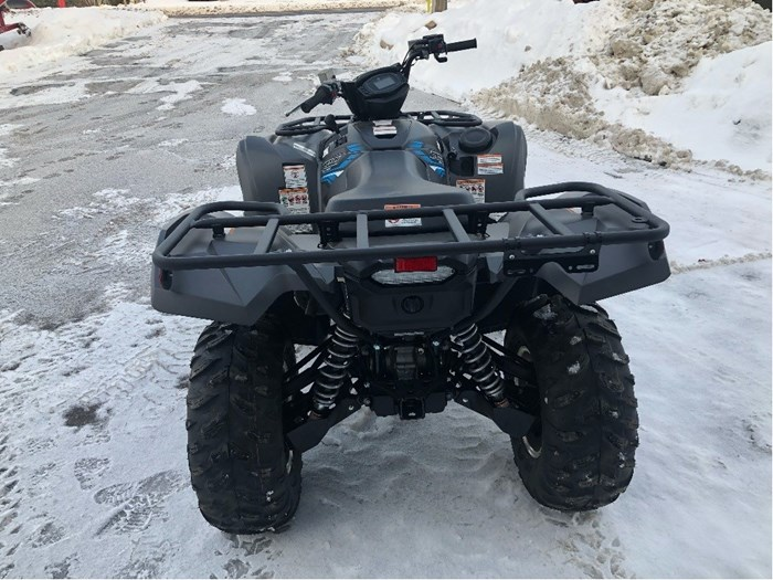 2018 Yamaha Grizzly 700 EPS  SE Photo 4 of 8