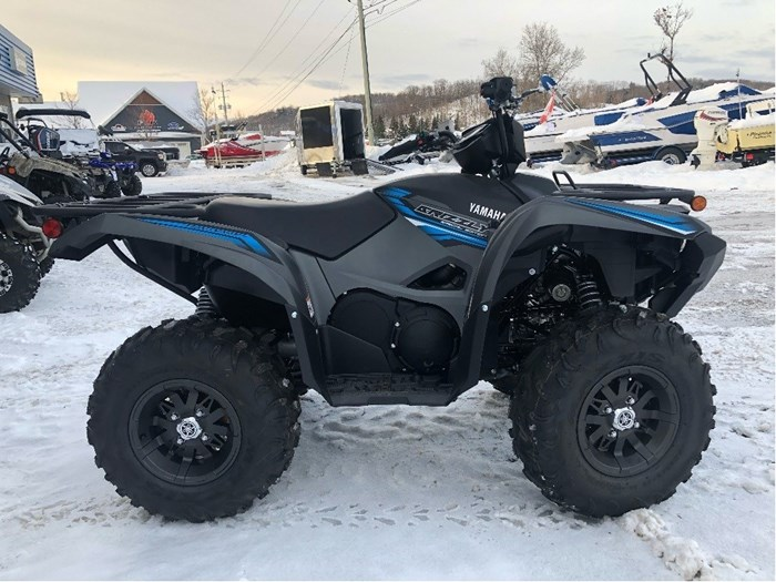 2018 Yamaha Grizzly 700 EPS  SE Photo 6 of 8