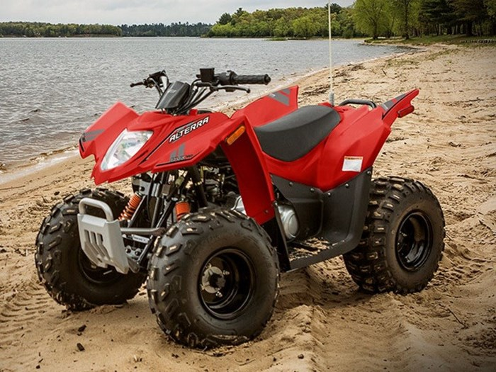2018 Textron Off Road Alterra DVX 90 Photo 2 of 3