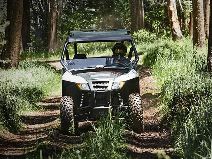 2018 Textron Off Road Wildcat Trail XT Photo 3 of 4