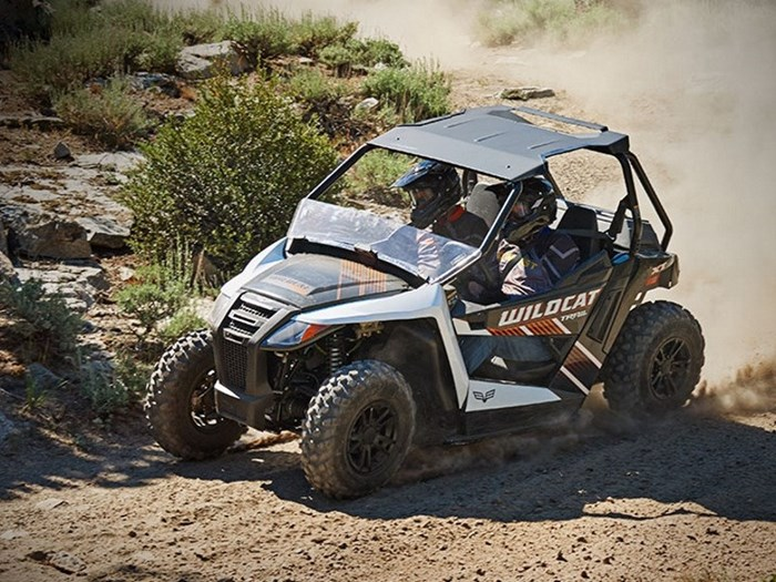 2018 Textron Off Road Wildcat Trail XT Photo 4 of 4