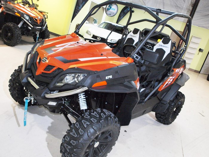 CFMOTO ZFORCE 800CC EX **$52/WEEK** 2018 New ATV for Sale in Vaughan,  Ontario - QuadDealers ca