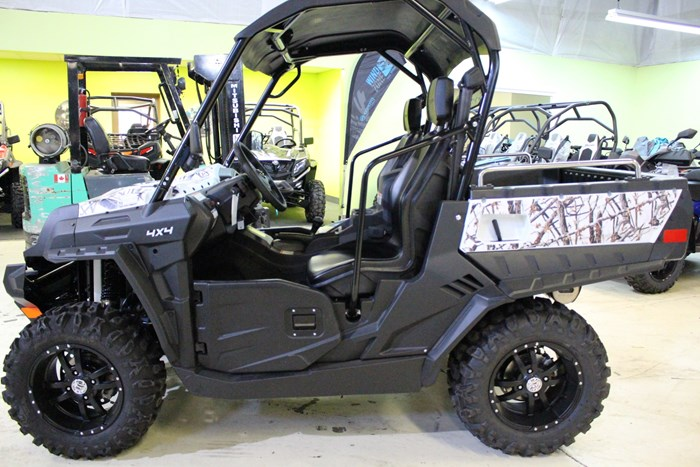 Side By Side Atv >> Cfmoto New New Atv Side By Side Uforce 800 Camo 51 Week 2018 New Atv For Sale In Vaughan Ontario Quaddealers Ca
