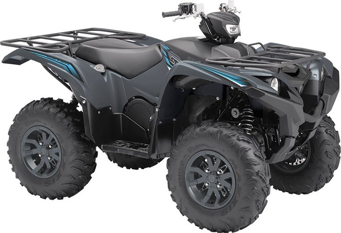 2018 Yamaha Grizzly 700 EPS SE Photo 1 of 1
