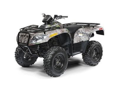 2018 Textron Off Road Alterra VLX 700 EPS TrueTimber HTC Fall Photo 1 of 1