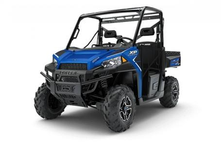 2018 Polaris RANGER XP 900 EPS Photo 1 of 3