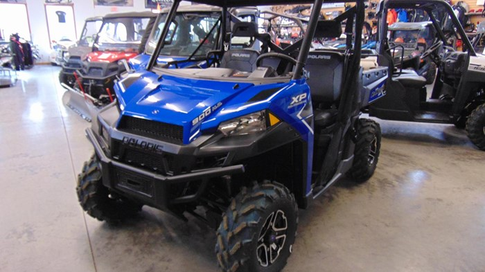 2018 Polaris RANGER XP 900 EPS Photo 2 of 3