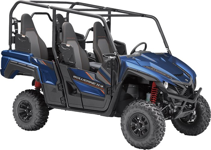 2019 Yamaha Wolverine X4 SE Photo 1 of 1