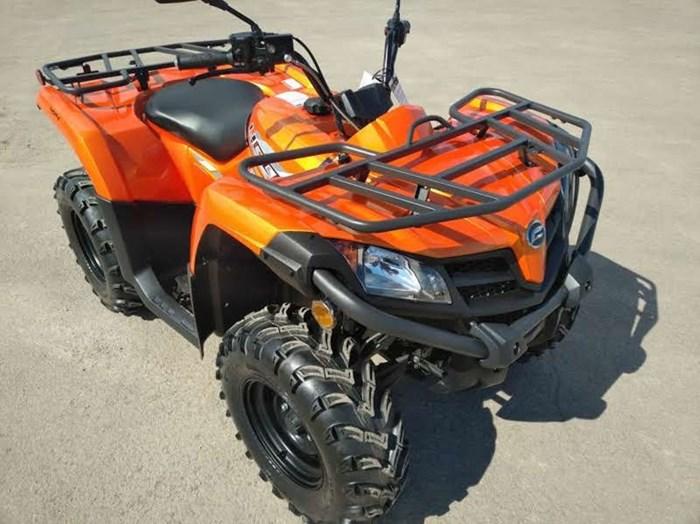 CFMOTO CFORCE 400 HO - 1UP (ORANGE) 2019 New ATV for Sale in Riverview, New  Brunswick - QuadDealers ca