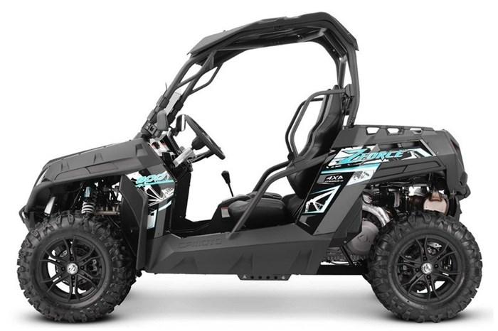 עדכני CFMOTO ZFORCE 800 LX [EPS] (BLACK) 2018 New ATV for Sale NW-96