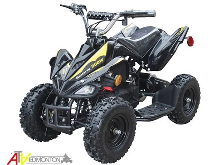 2019 GIO MOTORS MANTERAY ATV (BATMAN) Photo 1 of 1