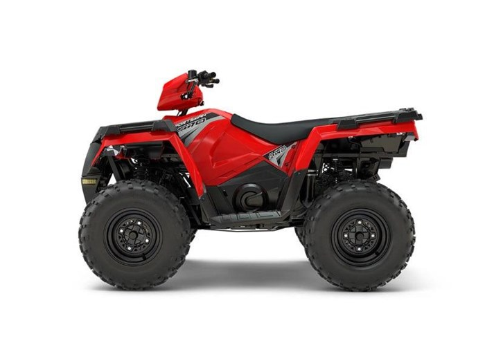 2018 Polaris Sportsman® 570 EPS Indy Red Photo 2 of 2