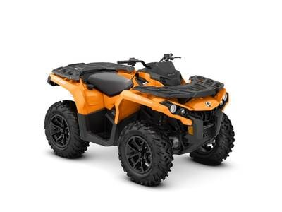 2018 Can-Am Outlander™ DPS™ 650 Photo 1 of 1