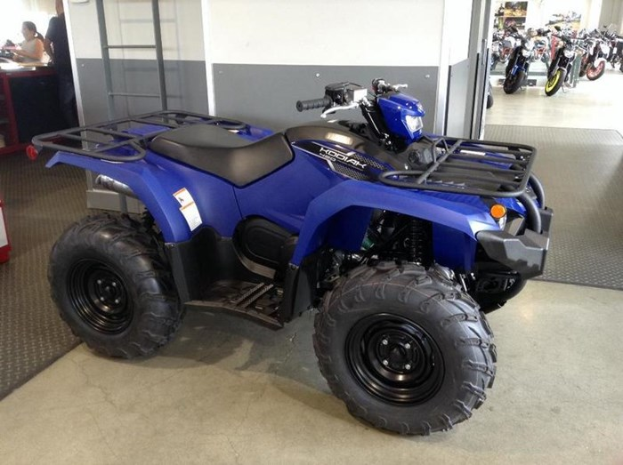 2019 Yamaha Kodiak 450 EPS Photo 1 of 4