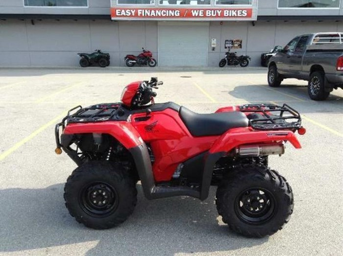 2018 Honda TRX500 Rubicon DCT IRS EPS Photo 6 of 7