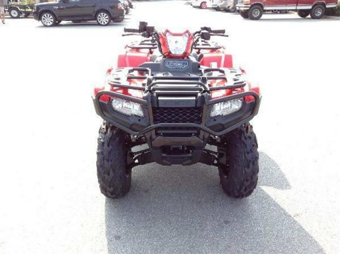 2018 Honda TRX500 Rubicon DCT IRS EPS Photo 4 of 7